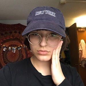New York baseball hat